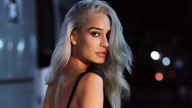 Lisa Haydon drops bombs of glamour with her new makeover