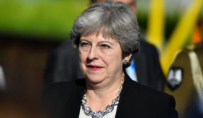 Islamic State is 'not yet defeated': British PM Theresa May
