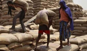 Punjab, Haryana procure over 250 lakh tonnes paddy: Food and Supplies Department
