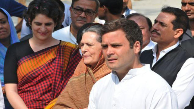 Not me, my mother will contest from Rae Bareli: Priyanka Gandhi
