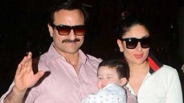 Watch: When Jacqueline Fernandez met Taimur to create a super cute moment