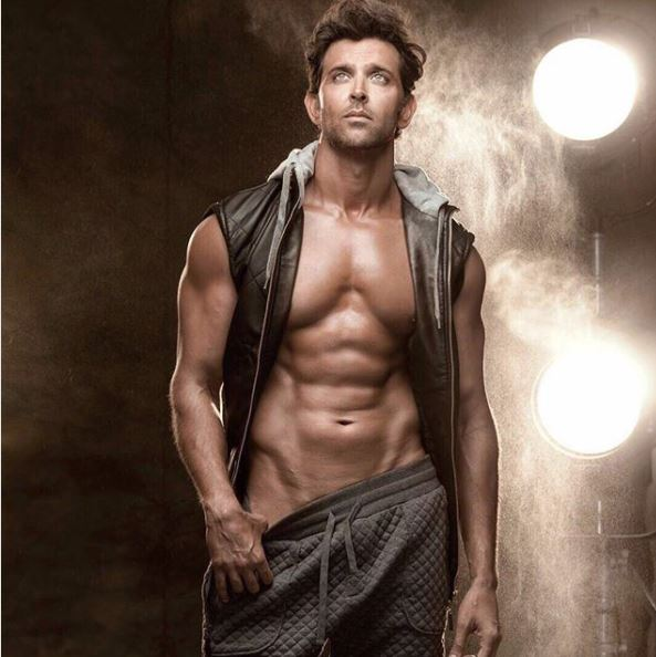 Hrithik Roshan voted as most handsome actor in the world