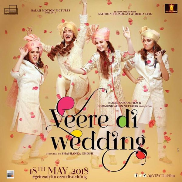 Balaji Motion Picture officially announces the release date of 'Veere Di Wedding'