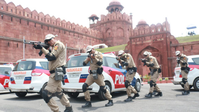 LeT terrorist suspected for 2000 Red Fort terror attack arrested
