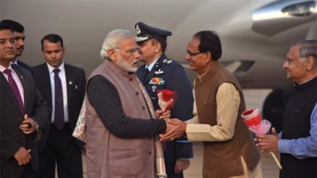 PM to attend Annual DGP Conference in Madhya Pradesh's Tekanpur