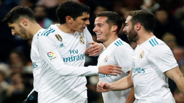 Real Madrid fighting to finish in top four, says Kroos
