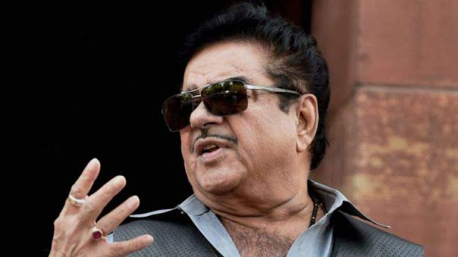 Mumbai civic body razes illegal extensions at actor Shatrughan Sinha's Juhu home