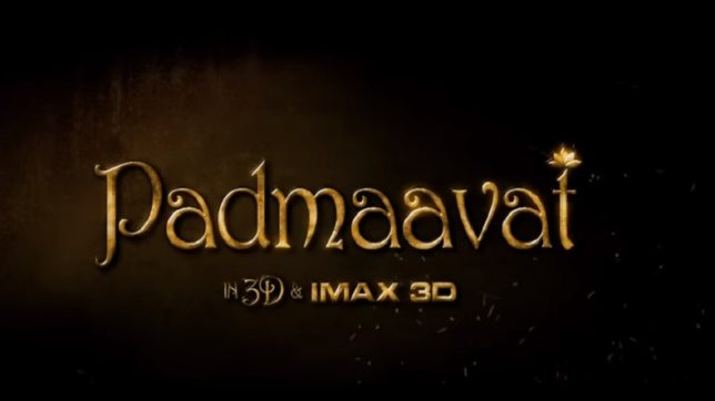 Sanjay Leela Bhansali's period drama officially named as Padmaavat