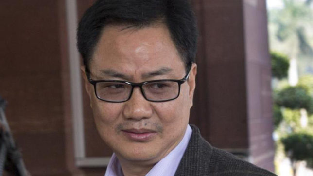 Rijiju: Will help United Kingdom deport illegal Indian migrants
