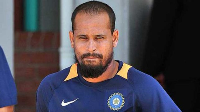 BCCI suspends Yusuf Pathan for Doping Violation