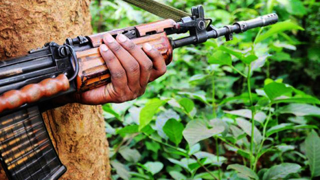 Two women Maoists killed in Chhattisgarh