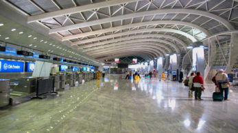 Security was increased at Mumbai's Chhatrapati Shivaji International Airport after a terror alert was issued.