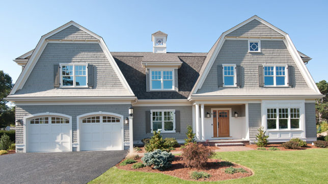 Traditional homes more sustainable houses newsx for Americas best home builders