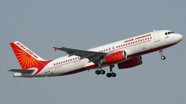 Navy officer detained over bomb hoax in Air India flight