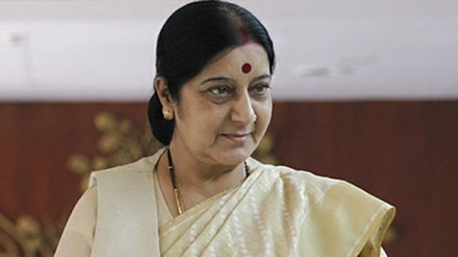 India will continue to engage with China through diplomatic channels, says Sushma Swaraj