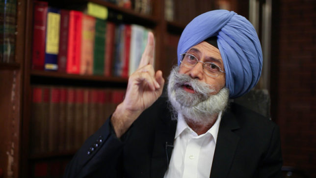 Want to quit as Punjab LoP to fight 1984 anti-Sikh riot victims' cases: HS Phoolka