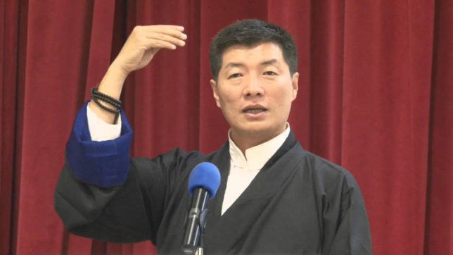 Tibetan Prime Minister Lobsang Sangay apprises Australian MPs about rights violations