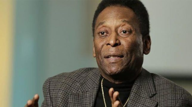 Pele's son released from jail amid appeal