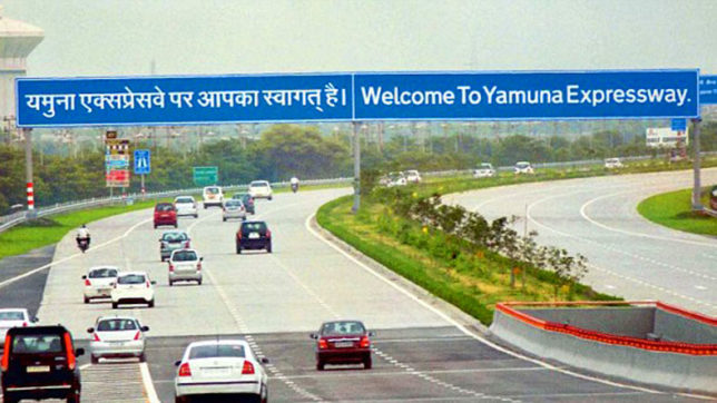 Yamuna Expressway becomes death highway with 548 fatalties in 5 years