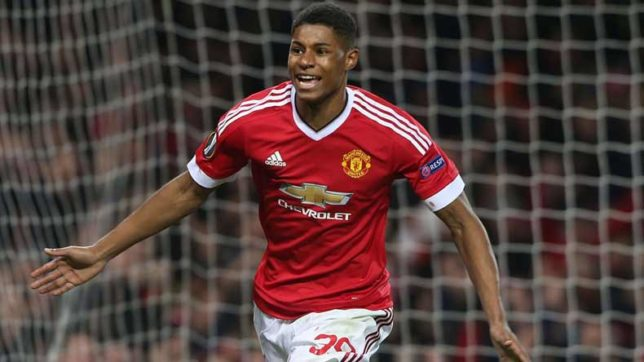 Manchester United forward Marcus Rashford likely to be named in England squad for twin fixtures