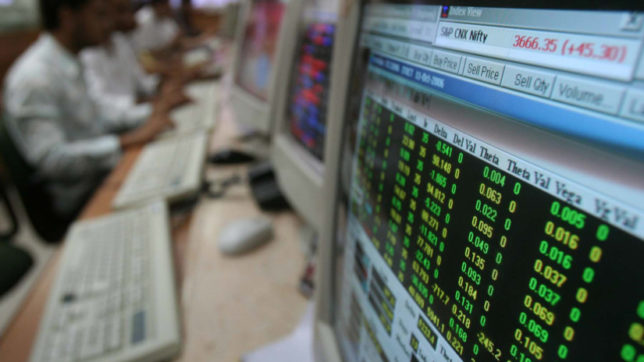 Key Indian equity indices trade lower in early session