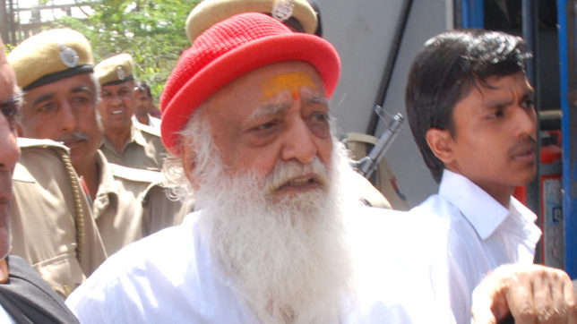 No respite for Asaram in Gandhinagar rape case; SC adjourns hearing for 9 weeks