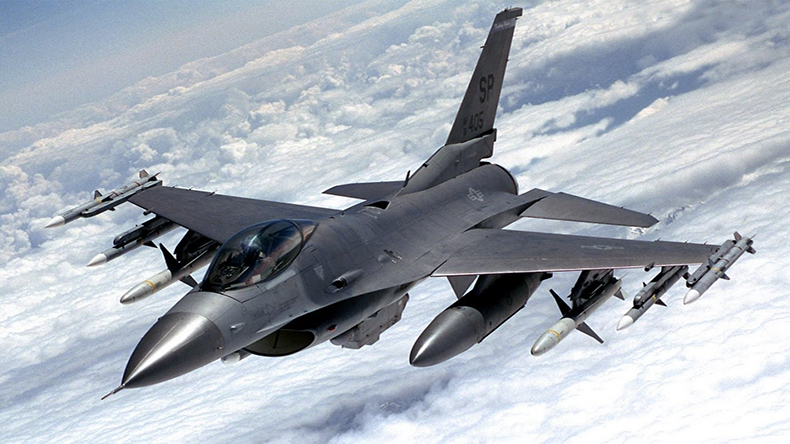 Buy F-16s to avoid sanctions post-Russia deal, US tells India
