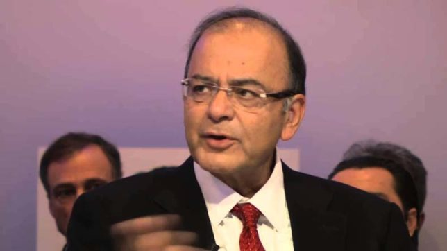 FM Arun Jaitley terms demonetisation a 'watershed moment' in the history of Indian economy