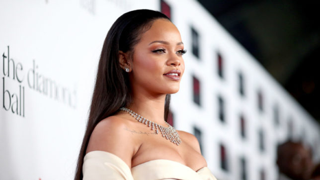 Rihanna says she loves her 'stress-free romance' with Hassan Jameel