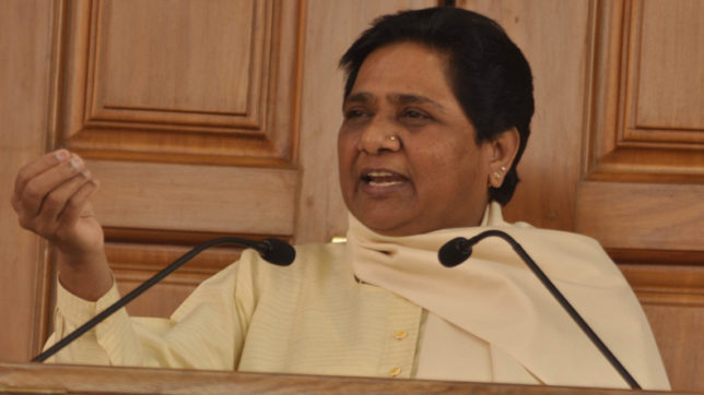 Situation in country worse than Emergency, says Mayawati