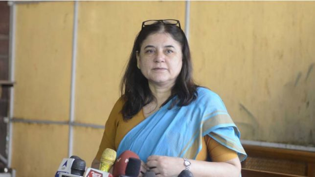 Movies are responsible for rise in crime against women: Maneka Gandhi in Goafest