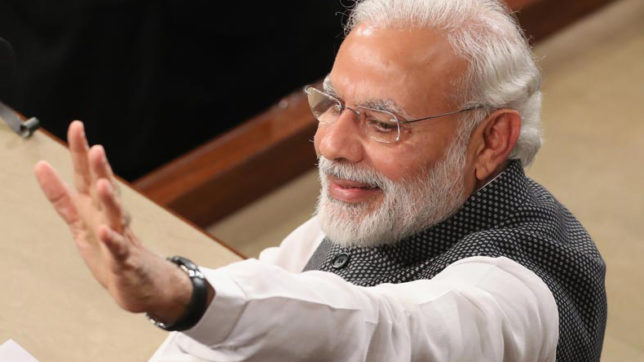 PM Modi launches Saubhagya Yojana for poor households