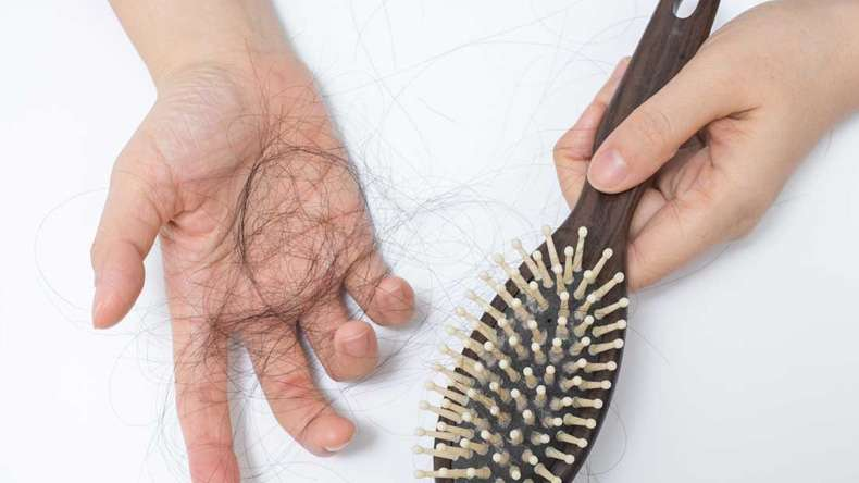 Four ways to combat excessive hair loss