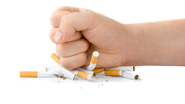 Quit smoking to delay frailty in old age: Study