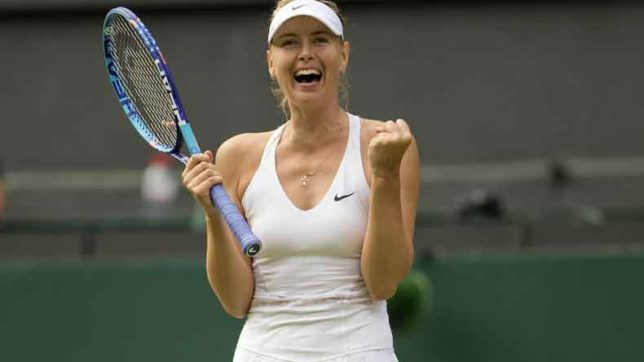 Maria Sharapova to play first major in 18 months at US Open