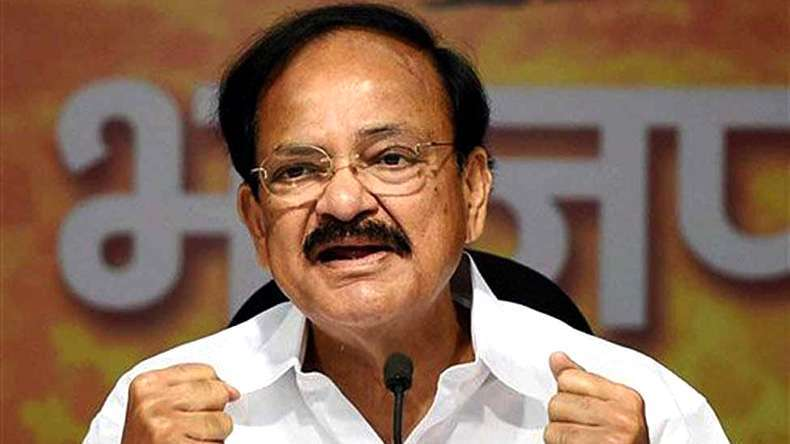 BJP is the party to reckon with: Union Minister M Venkaiah Naidu
