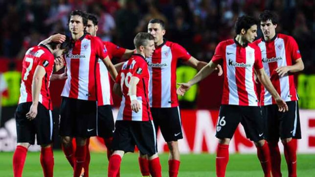Europa League: AS Roma, Lyon in last 16, Athletic Bilbao bow out