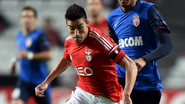 Nicolas Gaitan returns to Atletico Madrid squad to play Gijon
