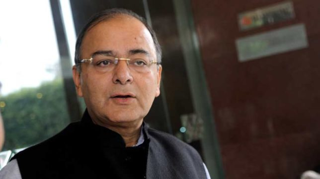 Union Finance Minister Arun Jaitley given additional charge of Defence Ministry