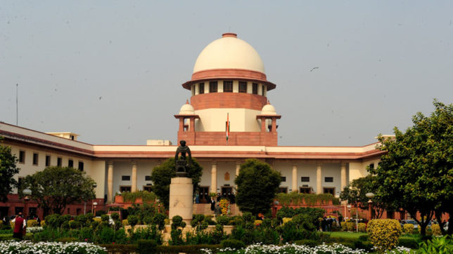 Ram Mandir issue: Supreme Court advises to settle the dispute outside court