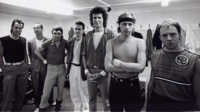 Get set to rock!  Dire Straits are coming to India!