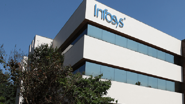 Infosys projects lower revenue for 2017-18