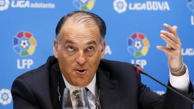 La Liga chief defends decision to suspend Celta-Real Madrid game