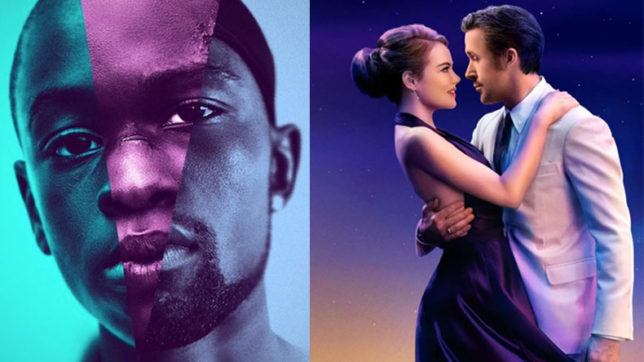 Big Oscar goof-up as Warren Beatty wrongly announces 'La La Land' as Best Film instead of 'Moonlight'