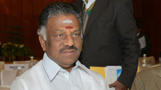 For a re-united AIADMK, O Panneerselvam puts forth the following conditions