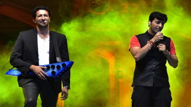 Music composers Salim Merchant and Sulaiman Merchant