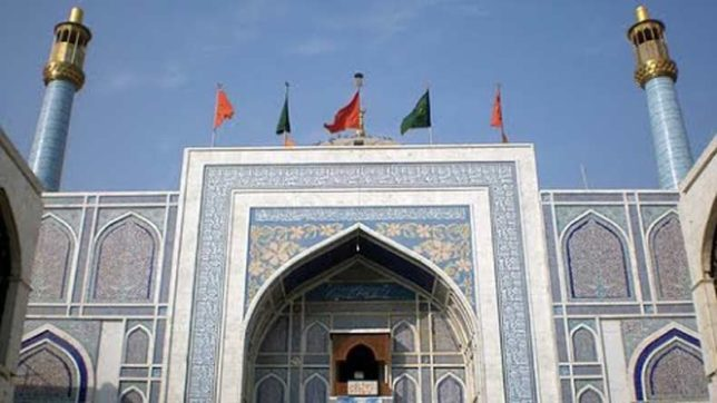 sufi-shrine-of-Lal-Shashbaz-Qalandar-in-Sindh's-Sehwan