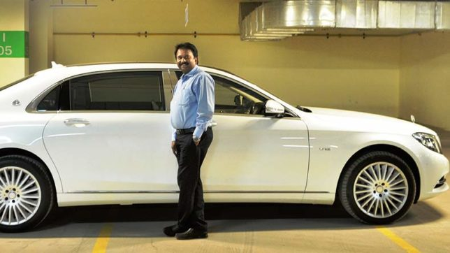 Billionaire Barber Adds Rs 32cr Maybach S600 To His 150 Luxury Car Fleet