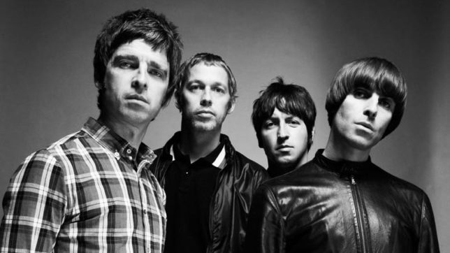 oasis shoot for nme