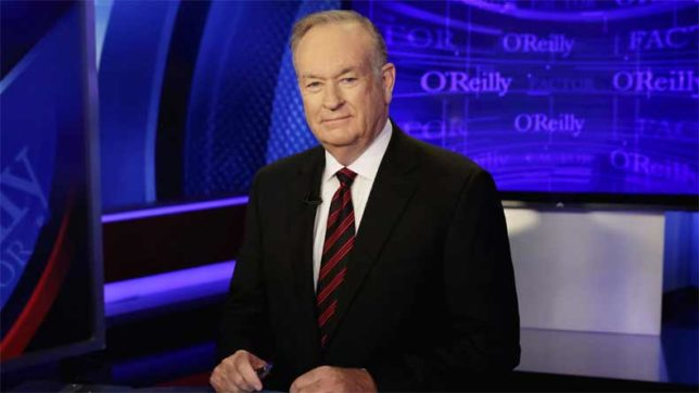 Fox News fires Bill O'Reilly after sexual harassment accusations